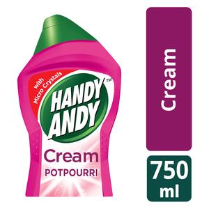 Handy Andy Potpourri Cleaning Cream 750ml