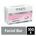 Ponds Lasting Oil Control Facial Bar for Normal Skin 100g