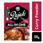 Rajah All In One Curry Powder with garlic 50g