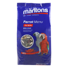 Marltons Parrot Food with Chillies 800g