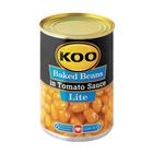 Koo Baked Beans In Tomato Sauce Lite 410g