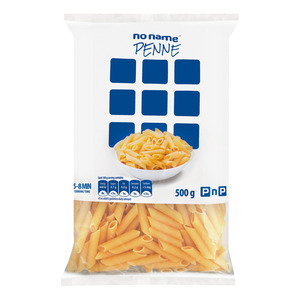 No Name Pasta Penne Rigate 500gr