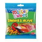 Mister Sweet Snake Sweets 125g