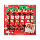 Holly & Ivy Selfie Christmas Cracker 6 Piece