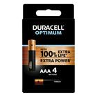 Duracell Optimum AAA 4 Pack