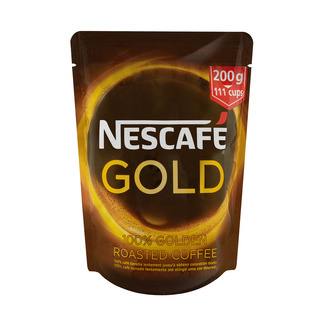 Nescafe Gold Coffee Doy Pack 200gr
