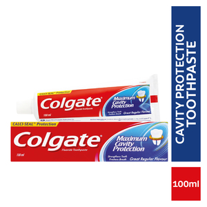 Colgate Maximum Cavity Protection Regular Toothpaste 100ml