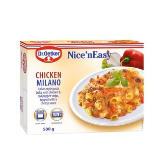 Nice'n Easy Chicken Milano 500g