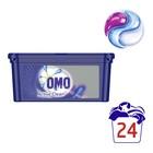 Omo Auto 3in1 washing capsules 24's