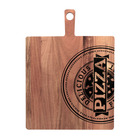 Natural Life Acacia Wooden Square  Cutting Board