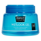 Perfect Touch Firm Hold Wet Look Gel 500g