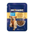 Dr Hahnz Dogfood Pouch Chicken 100 Gr