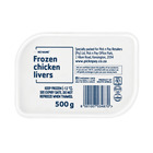 PnP No Name Frozen Chicken Liver 500g