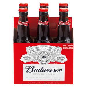 Budweiser NRB 330ml x 6