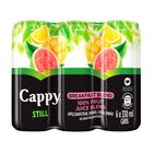 CAPPY FRUIT JUICE BREAKFAST BLEND 330ML x 6
