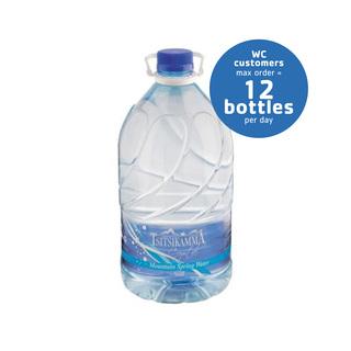 Tsitsikamma Still Mineral Water 5l x 4