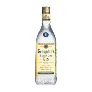 Seagrams Extra Dry Gin 750 ml x 12