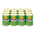 Koo Fresh Baby Garden Peas 410g x 12