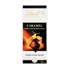 Lindt Excellence Caramel with a Touch of Seasalt Dark Chocolate 100g