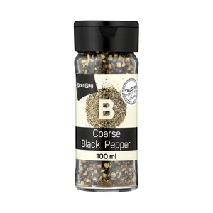 PnP Coarse Ground Black Pepper Bottle 100ml