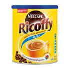 Nestle Ricoffy Decaffeinated Coffee 250g