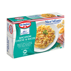 Dr.Oetker Nice 'n Easy Macaroni, Cheese & Bacon 350g