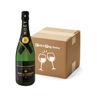 Moet & Chandon Nectar Imp NV Champagne 750ml x 6