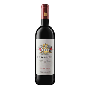 Le Bonheur Trad Post Red Blend 750ml