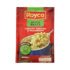 Royco Quick Snack Cream Chicken & Mushroom 38g
