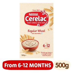 Nestle Cerelac Infant Cereal Regular 500g