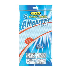Addis All Purpose Cloth 6s