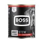 Boss M/s Sergeants Steak Flavour 775gr