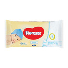 Huggies Baby Wipes Pure 56s