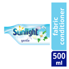 Sunlight Fabric Conditioner Refill Gentle 500ml