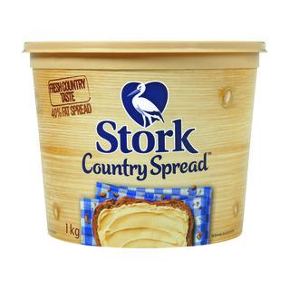Country Spread Tub 40% Fat Spread 1kg x 16