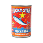 Lucky Star Pilchards in Sweet Chilli 400g
