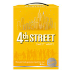 4th Street Sweet White Wine 3l x 6