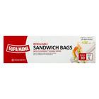 SUPA MAMA RESEAL S/WICH BAG LARGE 20EA