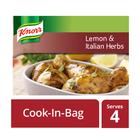 Knorr Cook In Bag Lemon & Italian Herbs 35g x 20