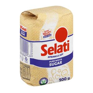 Selati White Sugar 500g