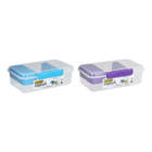 ADDIS CLIP&SEAL 2.1L LUNCH BOX RECT