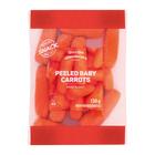 PnP Peeled Baby Carrots 150g