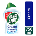 Handy Andy Cleaning Cream Ammonia Fresh 750ml