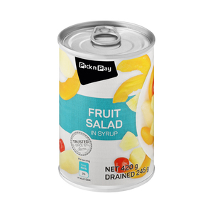PnP Fruit Salad 410g