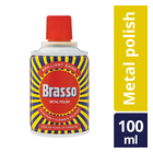 Brasso Liquid Polish 100ml