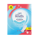 Lil-lets Smart Fit Scented Panty Liners 40s