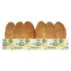 PnP White Seeded Hot Dog Rolls 6s
