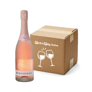 Bon Courage Blush Vin Doux 750ml x 6