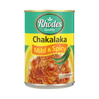 Rhodes Mild Spicy Chakalaka 400g