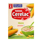 Nestle Cerelac Infant Cereal Maize 250g